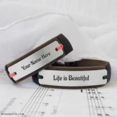 Awesome Leather Bracelet