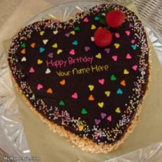 Birthday Cake for Girlfriend