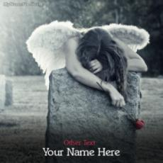 Broken Angel Girl