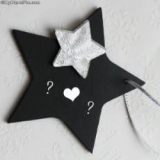 Black Star Alphabets