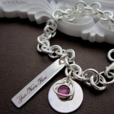 Charm Heart Necklace