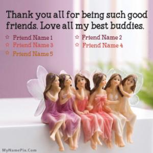 Best Buddies Image With Name