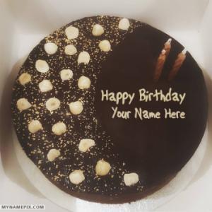 Best Decorated German Chocolate Birthday Cake