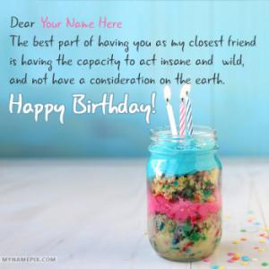 Birthday Wishes You Will Love With Name Option