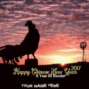 Chinese New Year A Year Of Rooster 2017