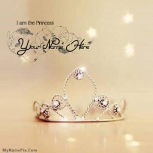 I am the Princess Image With Name