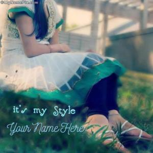 Its my Style Image With Name