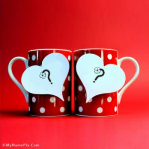 Love Mugs With Name
