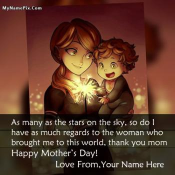 Best Ever Happy Mothers Day Wishes 2017 With Name