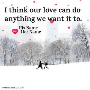 Cutest Couple Quotes Image With Name