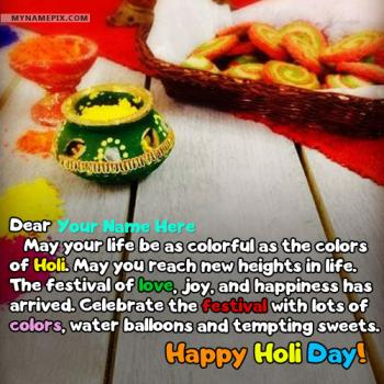 Festival Of Colors Happy Holi 2017