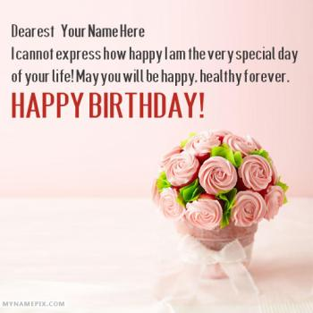 Top Happy Birthday Wishes With Name