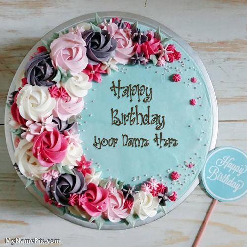 Http Mynamepix Com Amazing Decorated Cake For Happy Birthday Wish 1076