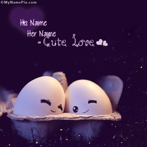 Cute Love Image With Name