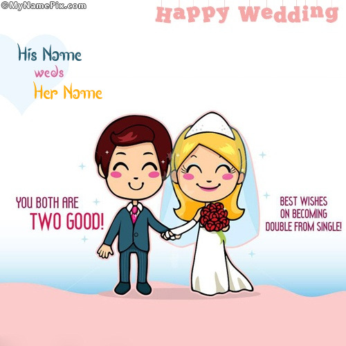 Image Result For Wedding Wishes For Friends