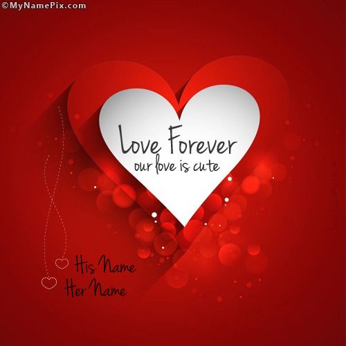 Love forever images