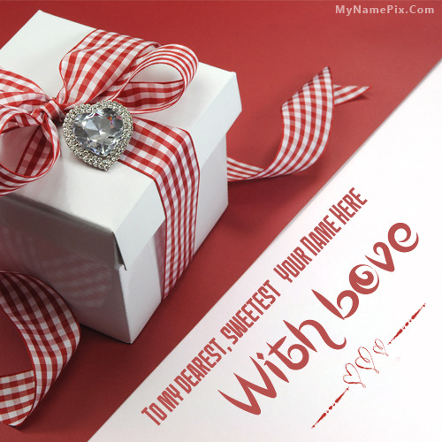 With Love Image With Name