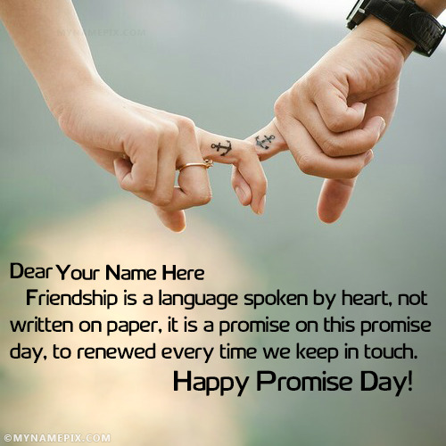 Promise Day Images Download With Name