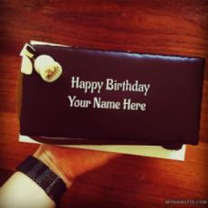 Amazing Chocolate Birthday Cake