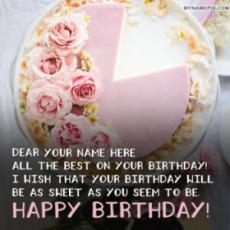 Best Happy Birthday Wishes With Name
