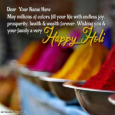 Best Happy Holi Ecard
