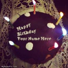 Birthday Cake for Boy Friend With Name