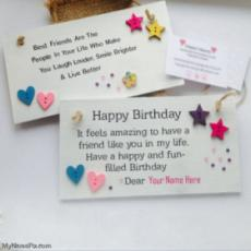 Best Birthday Card Wishes With Name