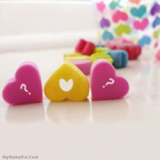 Heart You With Name