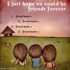 Hope For Friendship