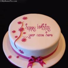 Geez Birthday Cake