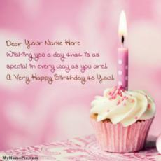 Lovely Birthday Wish