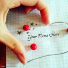 My Hand Heart
