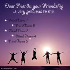 Precious Friends