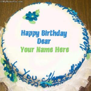 Happy Birthday Dear With Name