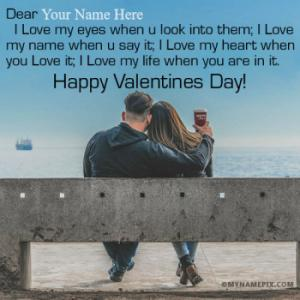 Make Free Valentine Images With Name