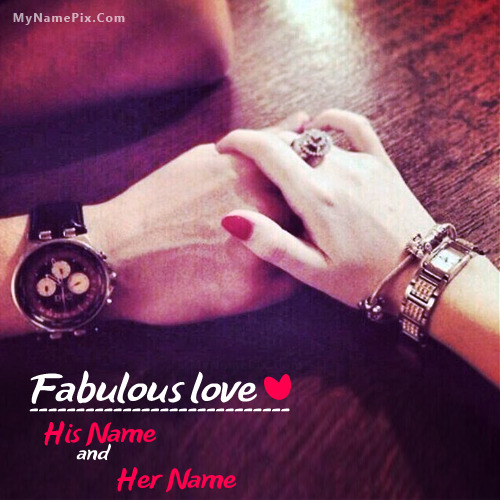 Fabolous Love With Name