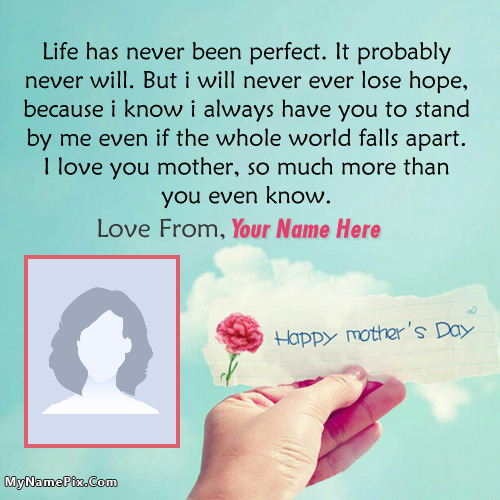 Happy Day Images And Quotes: Happy Mothers Day Quotes Images With Name