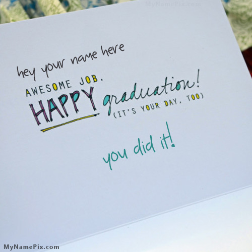 Funny Graduation Cake Messages