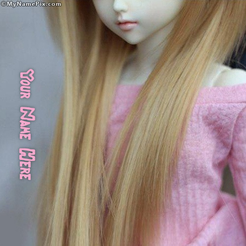 Long Hair Doll With Name