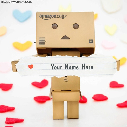 Lovely Danbo With Name