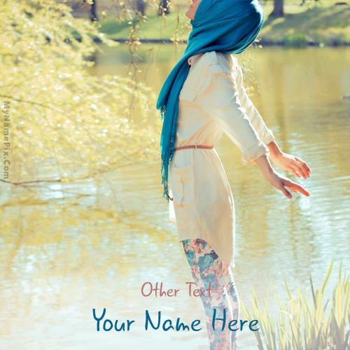 Stylish Hijab Girl